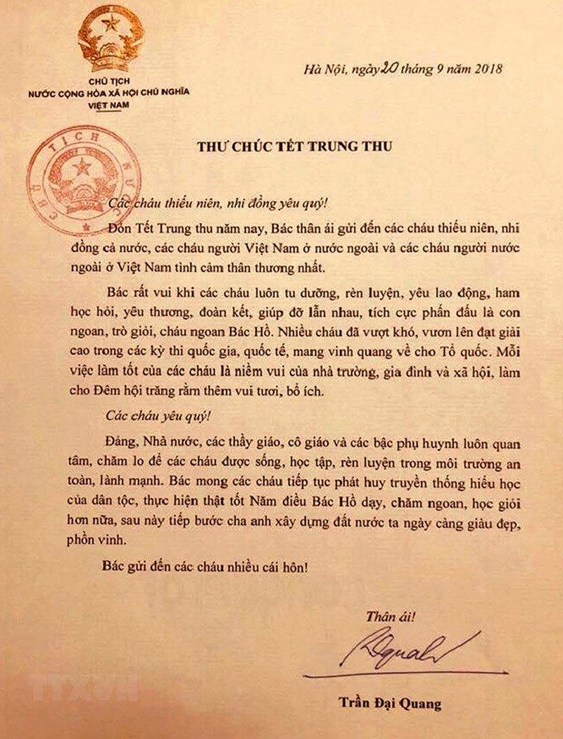 Những ngày làm việc cuối cùng của Chủ tịch nước Trần Đại Quang-9