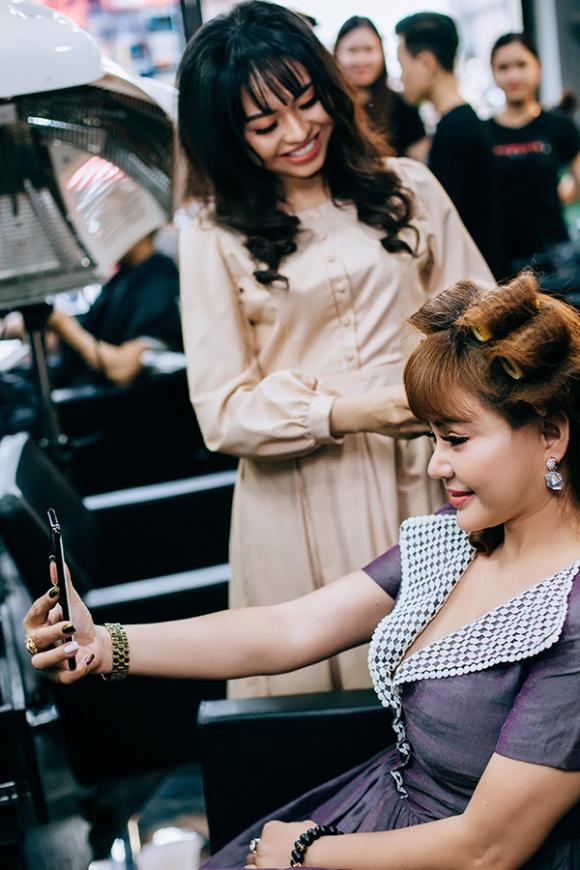 Mẹ con Lê Giang - Lê Lộc chân chất đôn hậu trong những khoảnh khắc đời thường-2
