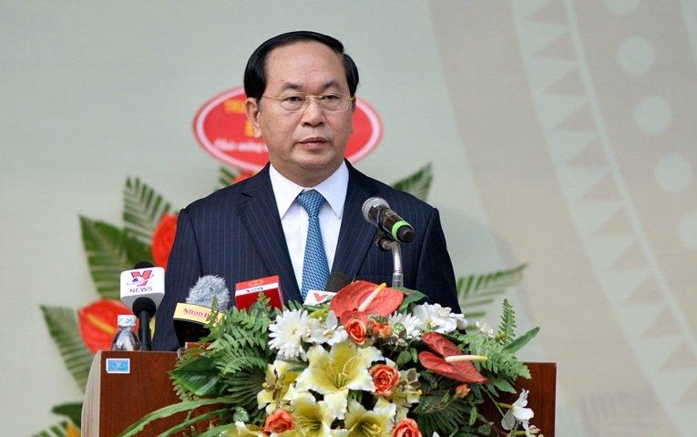 Chủ tịch nước Trần Đại Quang qua đời vì bệnh máu ác tính-1