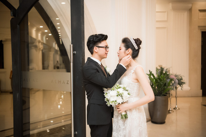Những đám cưới được thắt chặt an ninh nhất Vbiz: bảo vệ phong tỏa mọi nơi, huy động cả ô đen để che chắn-14