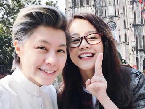 An Nguy công khai yêu Kiều Minh Tuấn và đây là phản ứng bất ngờ của người yêu tin đồn-2