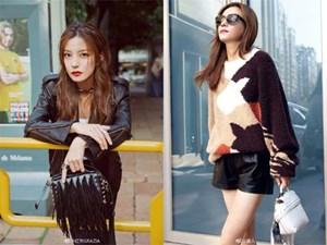 Triệu Vy ở tuổi 42 trẻ đẹp hơn sau khi giảm 15 kg