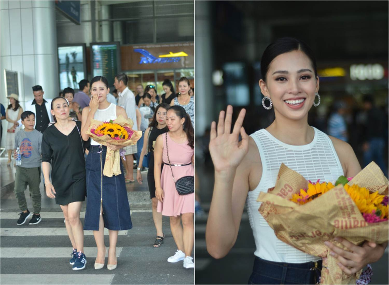 Gia đình đãi tiệc mừng đón Hoa hậu Trần Tiểu Vy ở phố cổ Hội An-9