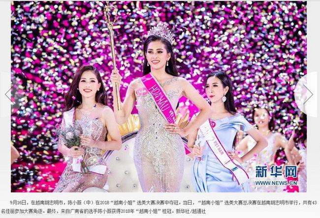 Hoa hậu Việt Nam ngày mới đăng quang: Người bị ném đá về nhan sắc, kẻ được cả truyền thông quốc tế tán dương-34