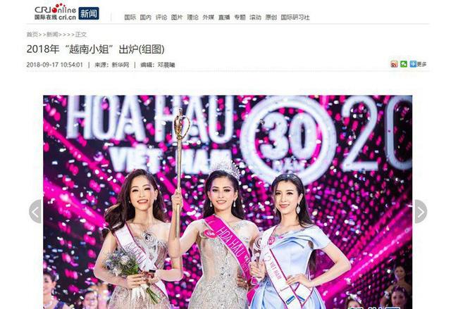 Hoa hậu Việt Nam ngày mới đăng quang: Người bị ném đá về nhan sắc, kẻ được cả truyền thông quốc tế tán dương-35