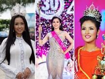Hoa hậu Việt Nam ngày mới đăng quang: Người bị ném đá về nhan sắc, kẻ được cả truyền thông quốc tế tán dương
