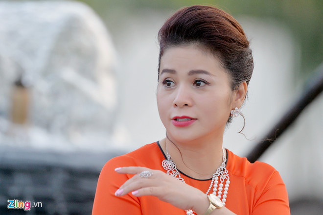 Bà Diệp Thảo đề nghị xử lý hình sự người cản trở bà về Trung Nguyên-1