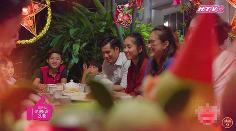 Gạo nếp gạo tẻ vô tình để lộ cảnh Hương - Tường về chung một nhà, fan thắc mắc Hân đang ở nơi đâu?-4