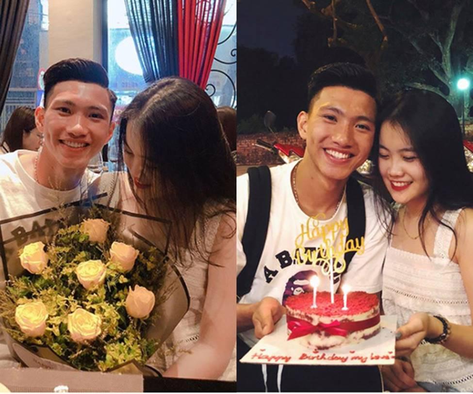 Sức hút đặc biệt của bạn gái Đoàn Văn Hậu U23 Việt Nam-1