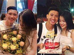 Sức hút đặc biệt của bạn gái Đoàn Văn Hậu U23 Việt Nam