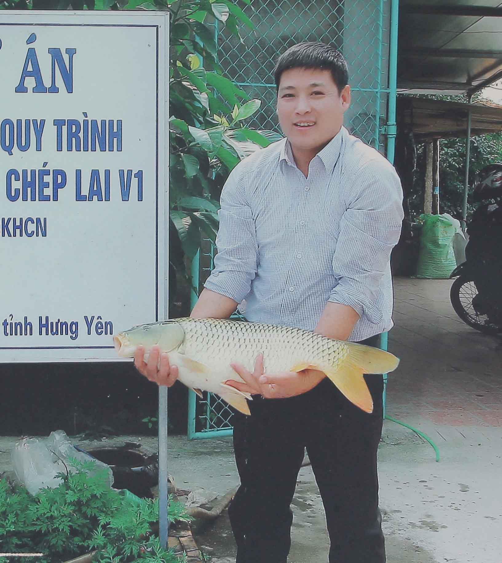 Bể cá thần 10 tỷ của anh nông dân Hưng Yên-8