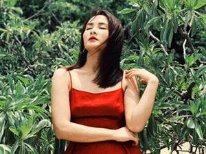 Bảo Thanh cùng chồng con đi nghỉ mát, tung ảnh đẹp như người mẫu
