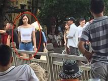 Khoảnh khắc tân Hoa hậu Trần Tiểu Vy xuất hiện ngoài đời thường