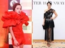 SAO MẶC XẤU: Diva Hồng Nhung 'cưa sừng làm nghé' bất thành - Phí Phương Anh diện váy hai cạp thảm họa