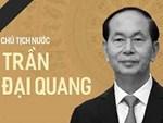 Chủ tịch nước Trần Đại Quang: Những dấu mốc cuộc đời-2