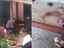 Nóng: Nghi án bố cứa cổ con gái 11 tuổi tử vong ở Phú Thọ