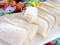 Cách làm bánh sữa chua Đài Loan siêu hot, vừa ngon lại lạ miệng, ăn một lại thèm ăn hai