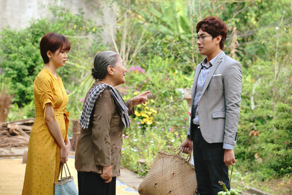 'Chú ơi, đừng lấy mẹ con': Kiều Minh Tuấn, An Nguy đều nhạt nhòa-1