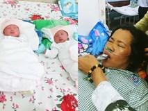"""Nữ dược sĩ bị nhiễm độc gan nặng, sinh song thai rồi nguy kịch: """"Chỉ mong được sống trở về nhìn mặt các con"""""""