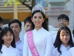 Ảnh thơ ấu của 3 cô gái xinh nhất Hoa Hậu Việt Nam 2018: Đã có người dậy thì thành công đến thế!-6