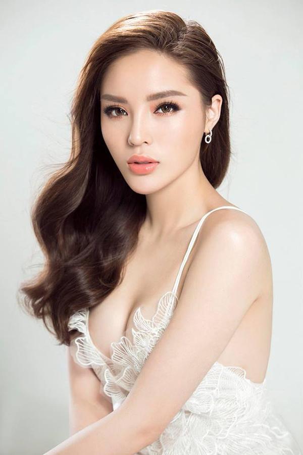 5 người đẹp Việt chứng minh kiểu tóc sai một ly, nhan sắc đi một dặm-9