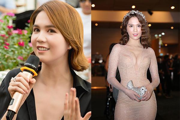 5 người đẹp Việt chứng minh kiểu tóc sai một ly, nhan sắc đi một dặm-11