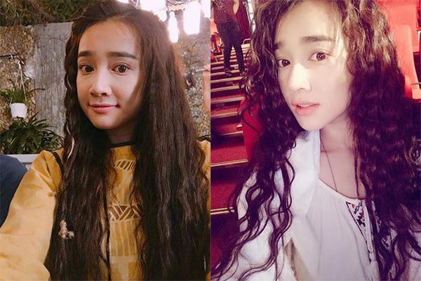 5 người đẹp Việt chứng minh kiểu tóc sai một ly, nhan sắc đi một dặm-14