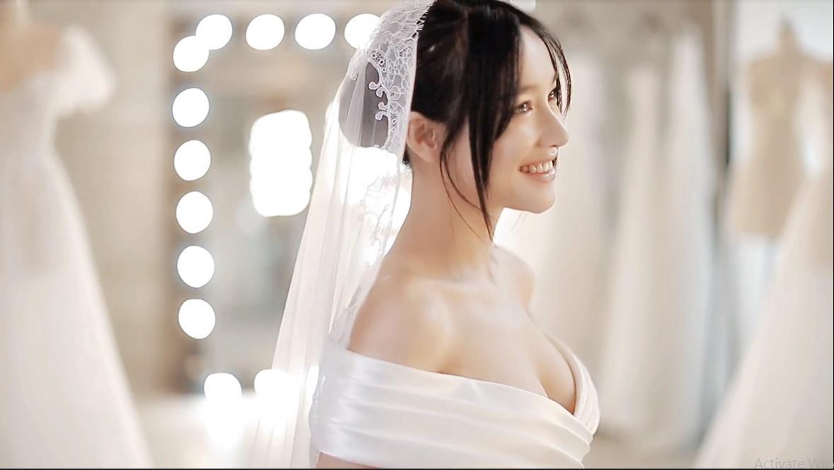 Hình ảnh Nhã Phương đẹp nao lòng trong mẫu váy cưới tiếp theo vừa được hé lộ-2