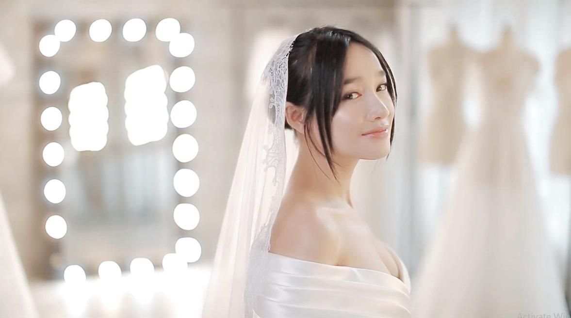 Hình ảnh Nhã Phương đẹp nao lòng trong mẫu váy cưới tiếp theo vừa được hé lộ-4