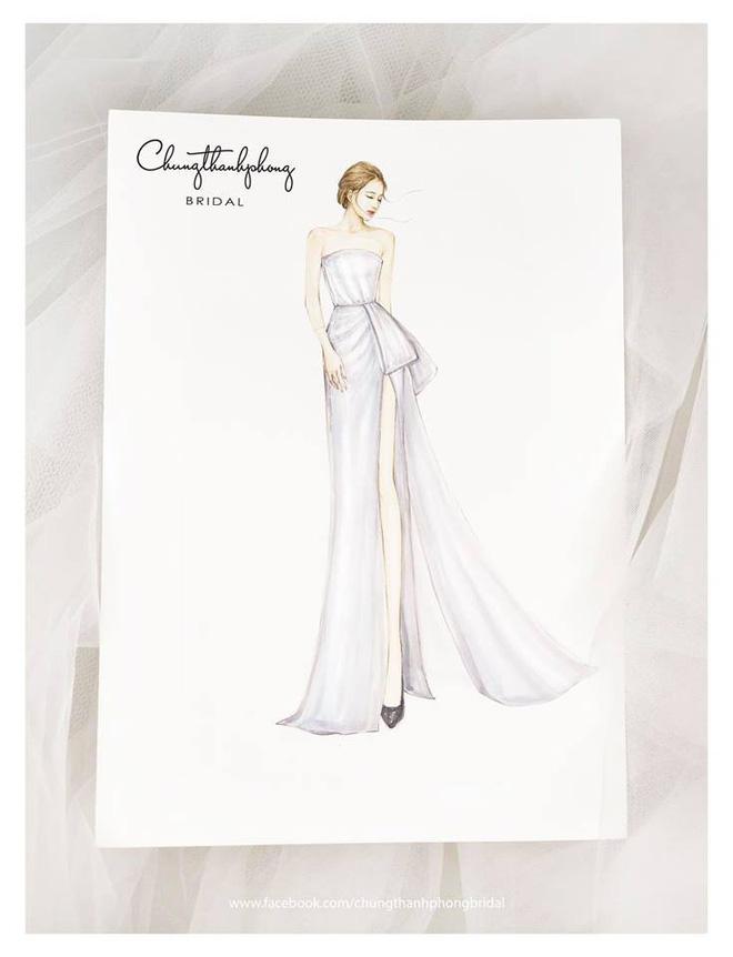 Hình ảnh Nhã Phương đẹp nao lòng trong mẫu váy cưới tiếp theo vừa được hé lộ-6