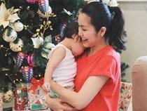 Làm mẹ 2 nhóc tỳ sau 6 năm kết hôn, Tăng Thanh Hà chia sẻ: