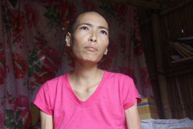 Mặc gia đình phản đối, chàng trai vẫn nguyện chăm sóc người đàn bà một đời chồng bị ung thư-2