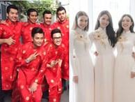 Những dàn phù dâu, phù rể toàn 'trai xinh gái đẹp' khiến đám cưới của sao Việt hot hơn bao giờ hết