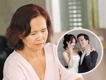 Clip Mẹ Nhã Phương rưng rưng chia sẻ trước đám cưới:
