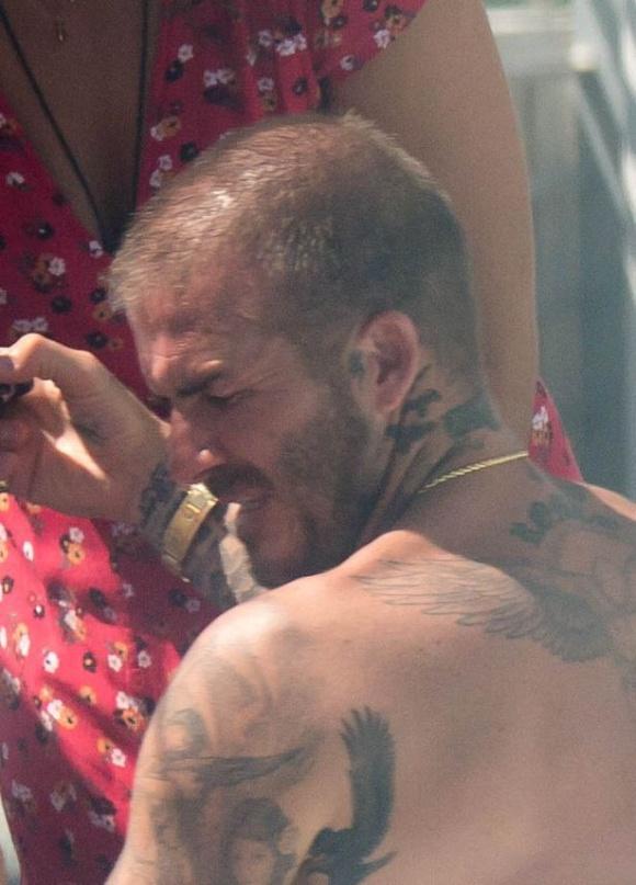 David Beckham khoe diện mạo mới sau tin đồn trải qua cuộc cấy ghép tóc bí mật-2