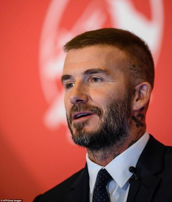 David Beckham khoe diện mạo mới sau tin đồn trải qua cuộc cấy ghép tóc bí mật-6