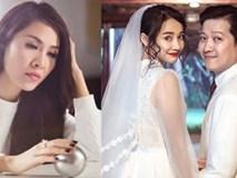 Phản ứng của Quế Vân trong ngày cưới của Trường Giang - Nhã Phương: 'Em yêu anh không còn chi nói nữa'