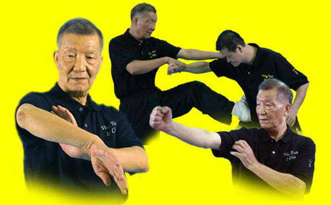 Con trai Diệp Vấn đứng im như tượng vẫn làm cao thủ Thiếu Lâm Tung Sơn khiếp đảm-1