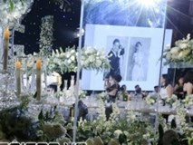 Hé lộ không gian tiệc cưới của Nhã Phương - Trường Giang
