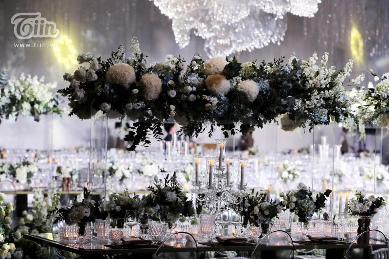 Menu tiệc cưới sang chảnh của Trường Giang - Nhã Phương có gì?-5