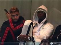 Pogba bỏ về sau khi MU để thủng lưới lần thứ 2