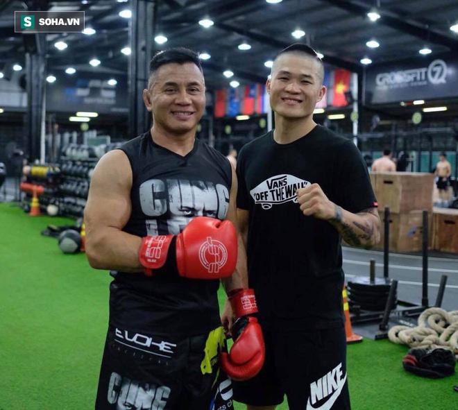 Cao thủ boxing Trương Đình Hoàng gặp gỡ Cung Lê, bỏ ngỏ kịch bản đấu Flores-1