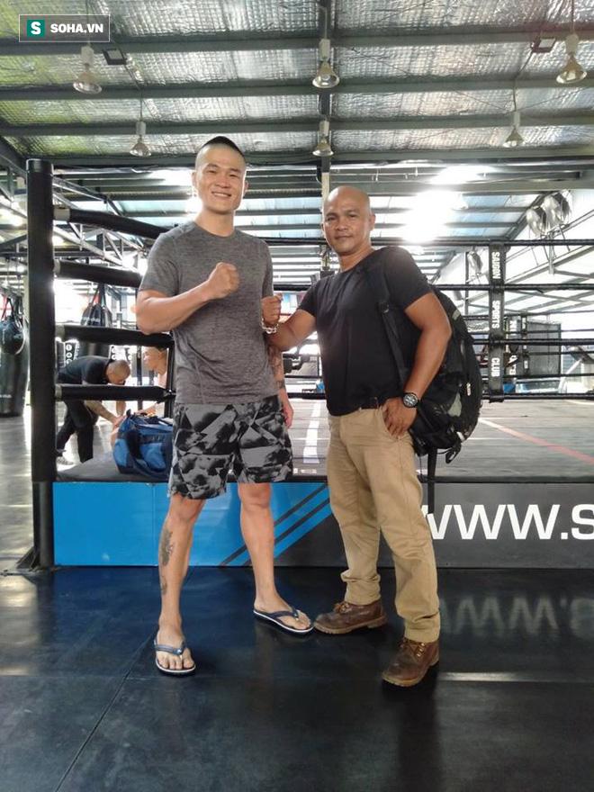 Cao thủ boxing Trương Đình Hoàng gặp gỡ Cung Lê, bỏ ngỏ kịch bản đấu Flores-2