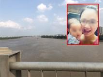 Người mẹ trẻ nghi trầm cảm ôm con 7 tháng tuổi nhảy cầu tự vẫn: