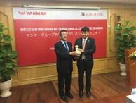 Hơn 400 khách hàng Agribank vay vốn mua máy Yanmar