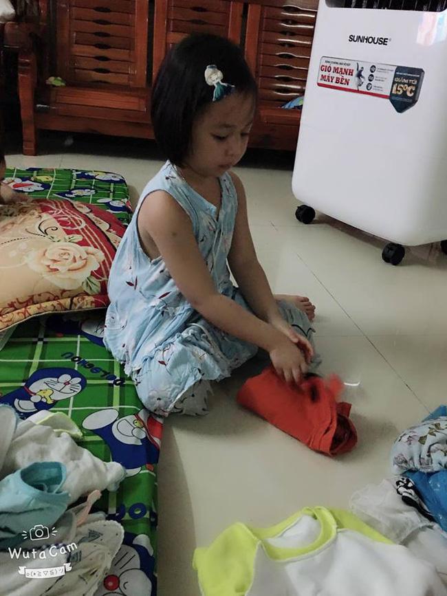 Tự đưa mình vào tình huống bận rộn - chiêu dạy con làm việc nhà đâu ra đấy của mẹ Đà Nẵng-7