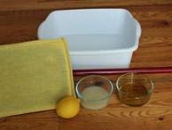 """Cách làm nước lau sàn tại nhà vừa thơm tho, sạch sẽ lại nói """"không"""" với hóa chất độc hại"""