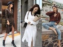 15 set đồ đến từ street style Châu Á sẽ cho bạn phong cách chuẩn quý cô thanh lịch