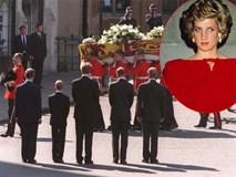 Lần đầu tiết lộ lý do vì sao bố chồng Công nương Diana đi theo sau quan tài trong đám tang của con dâu, điều chưa từng có trước đây