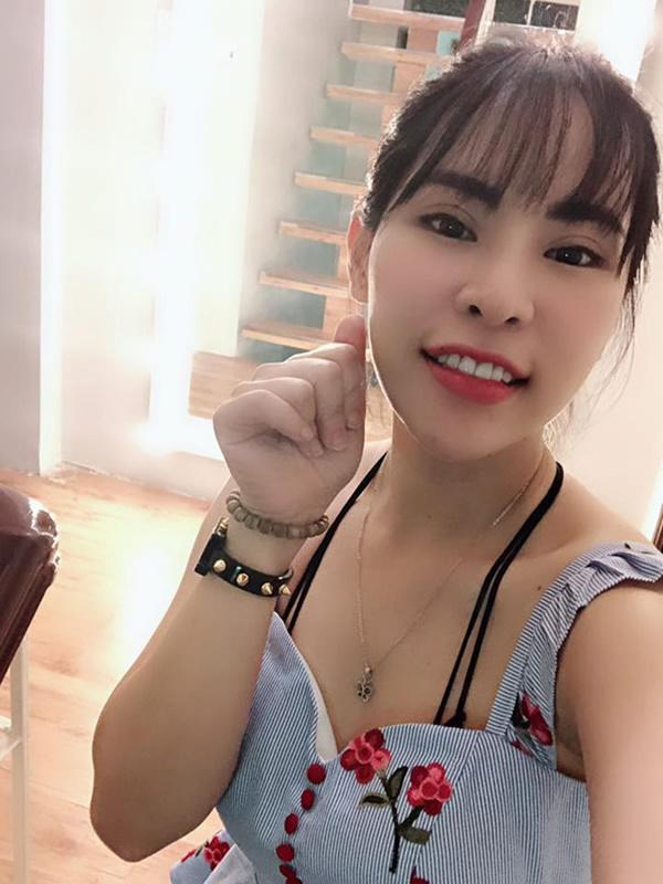 Hé lộ bạn gái xinh như hot girl của Tiến Dụng U23 Việt Nam-7